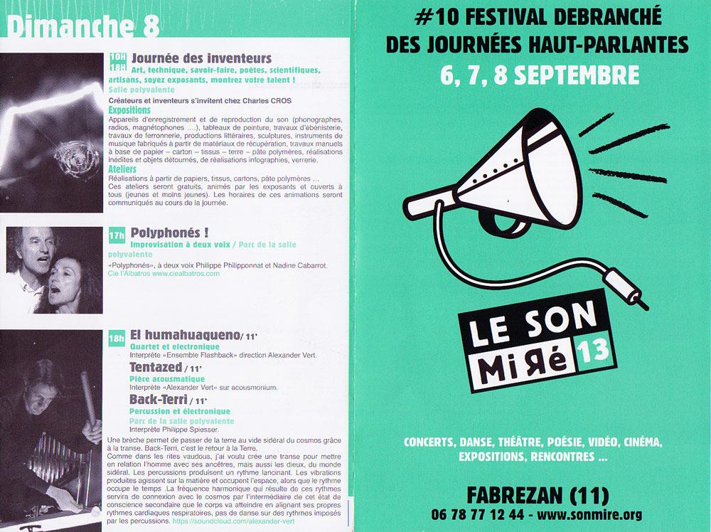 Le Cheval au Festival Son Miré 2013